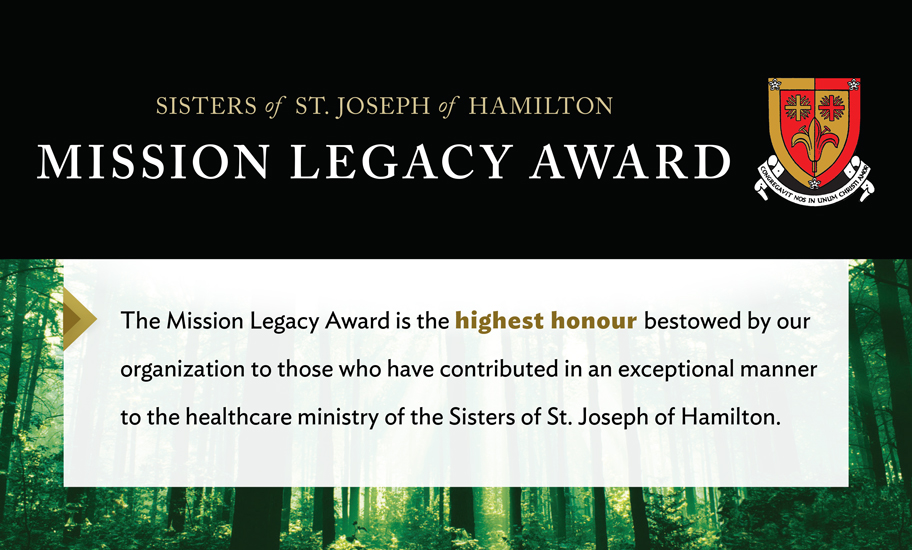 Mission Legacy Awards Logo